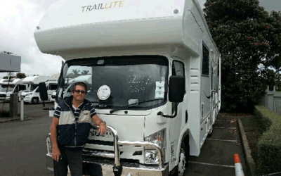 How Captain Stan lives and works on the road