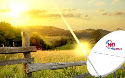 Stay Connected with Satellite Broadband