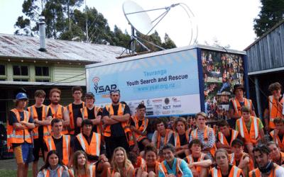 Satellite internet connection saving lives for YSAR