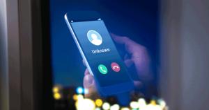 Phone Scam Web