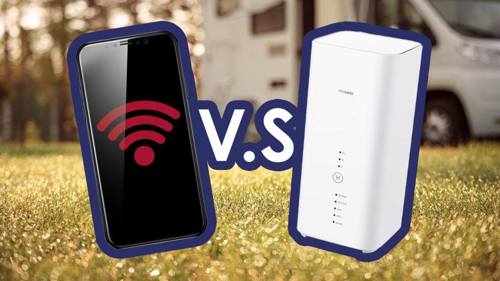 wifi vs wireless modem