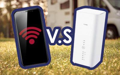 Wifi vs Hotspotting