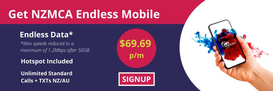 NZMCA Endless Mobile