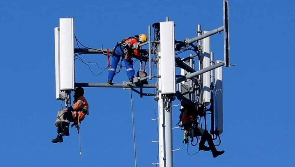 Cell Tower Upgrades