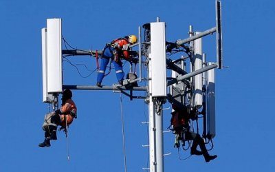 Gearing up for future demand through cell tower upgrades
